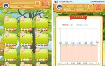 php养猪游戏完整源码/理财游戏/理财源码